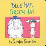 """Cover image for Blue Hat, Green Hat"""