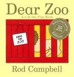 """Cover image for Dear Zoo"""