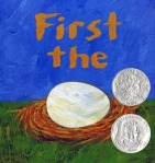 """Cover image for First the Egg."""
