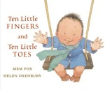 """Cover image for Ten Little Fingers and Ten Little Toes"""