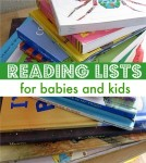 """Reading Lists from No Time For Flashcards"""